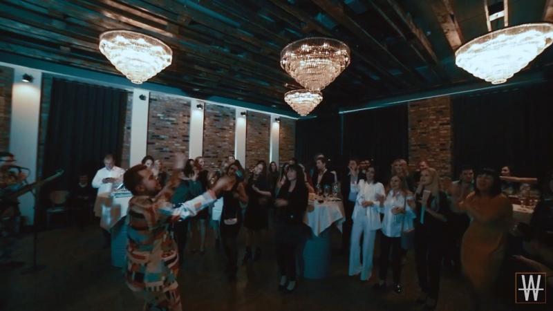 День рождения компании Союз Застройщиков - ведущий Юрий Леус