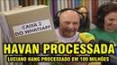 DONO DA HAVAN E O PROCESSO DE 100 MILHÕES