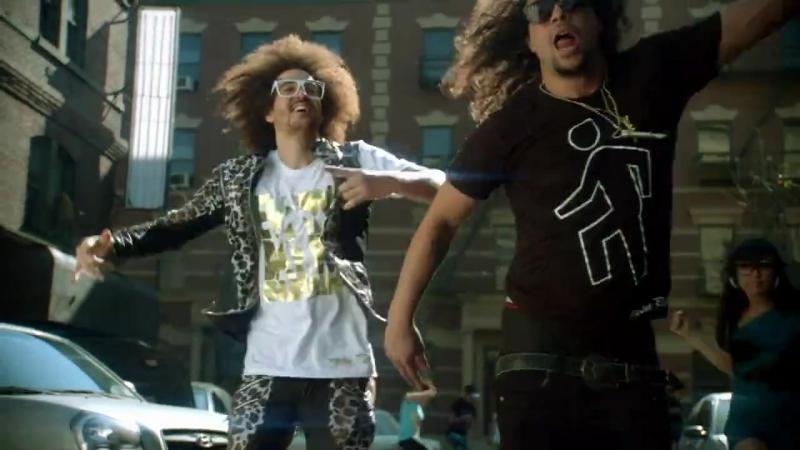 LMFAO - Party Rock Anthem Shuffle (Every day I'm shufflin).mp4