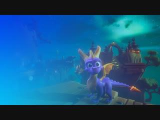 Spyro reignited trilogy  breeze harbor gameplay