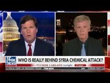Syria Chemical Attack Hoax Exposed - Peter Ford with Tucker Carlson on Fox News