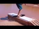 Эпические скинбординг-хитрости и прыжки
