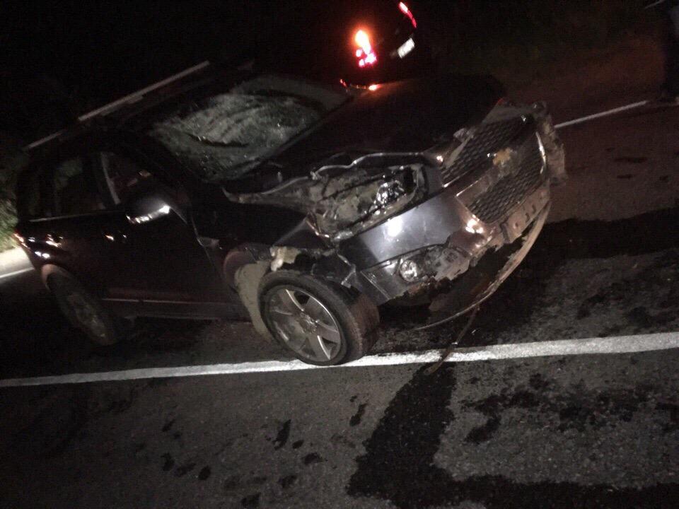 На 10-ом километре автодороги Дубна – Кимры – Горицы в ДТП погиб водитель мопеда