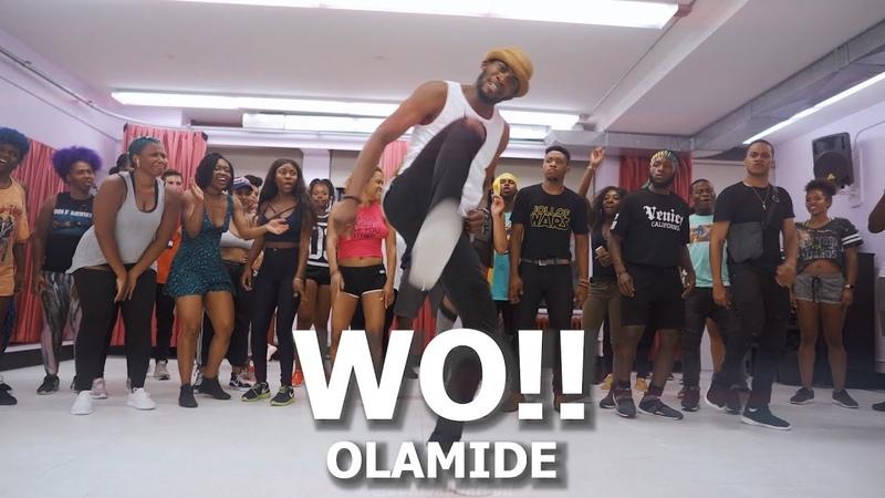 Olamide - Wo!! (Extras)   Meka Oku Choreography