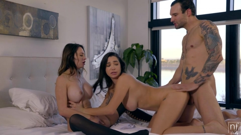 Karlee Grey, Quinn Wilde Tan, Latina, Thick, Blowjob, Girl Orgasm, Deep Throat, Pussy Licking,