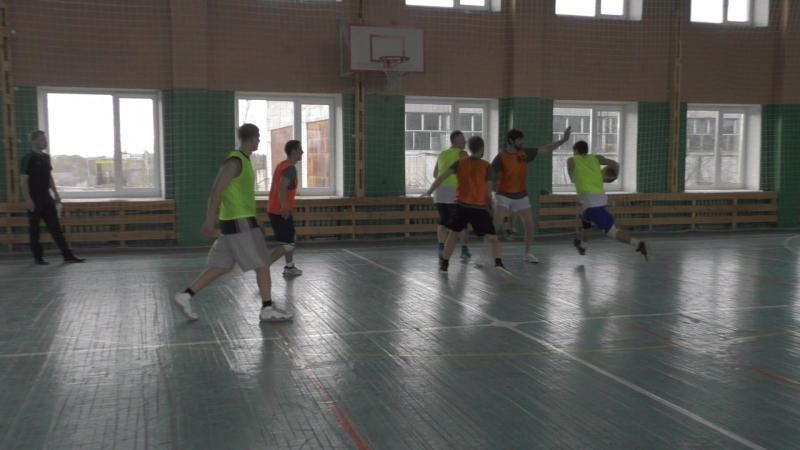 Первый Брянск Баскетболика финал 22 04 2018