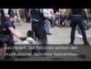 Halal Burger Eröffnung Massentumulte und Polizeieinsatz in Wiesbaden
