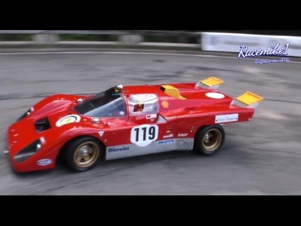 Rossfeldrennen 2016 Teil 5 - Automobili da corsa italiana - Edelweiss Bergpreis Rossfeld