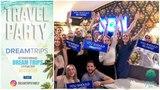 VLOG DREAM TRIPS &amp Travel Party Встреча с Кузей из универа Поздравляем Вишню