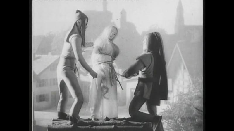 Die sieben Raben - 1937 - III. Reich Movie Collection - Ferdinand Diehl - German puppet animation feature-length film