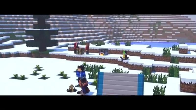 [v-s.mobi]БОРЬБА - Майнкрафт Клип Анимация (На Русском) The Struggle Minecraft Song Animation RUS.mp4