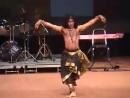 Мастер Раджендра Ньятхи танец в стиле Кучипуди