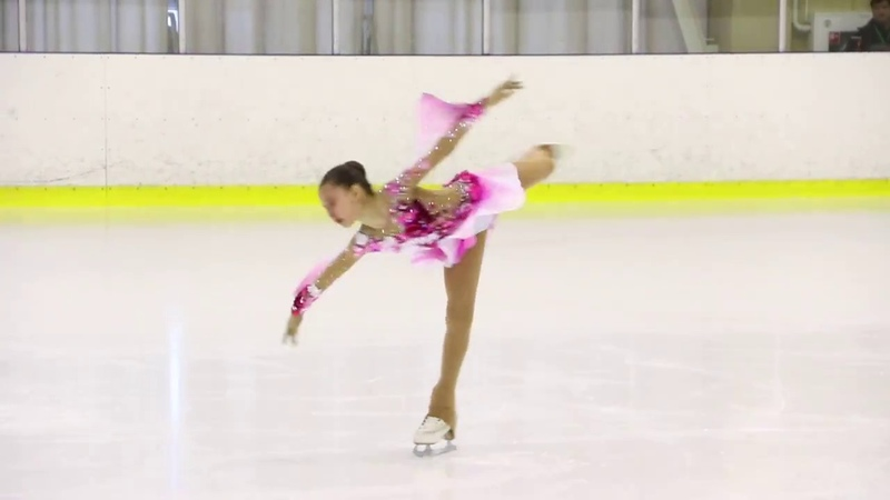 Камила Валиева КП 1сп Соревнования на призы ЗТР Чайковской 2018