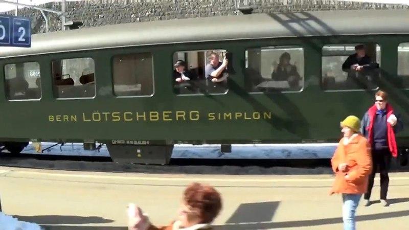 Tripla trazione a vapore sul Gottardo – Dreifachtraktion volldampf am Gotthard – part 9