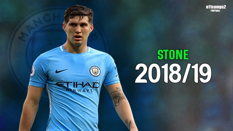 Jonh Stones 2018 - Stones Wall Defensive Skills | MAN CITY 2018/19