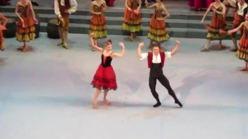 18.07.2018 Mikhailovsky Theatre, Don Quixote, 11 video-clips - Михайловский театр, Дон Кихот, 11 видео-клипы (1)