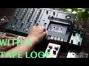 QY70 Pads with a Tape Loop