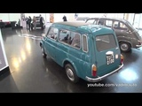 FIAT 500 Giardiniera &amp FIAT 600 Multipla