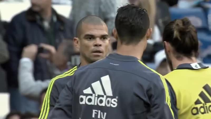 [v-s.mobi]Cristiano Ronaldo skills , tricks , dribble and goals (Real Madrid) Голы и финты Криштиану Роналду