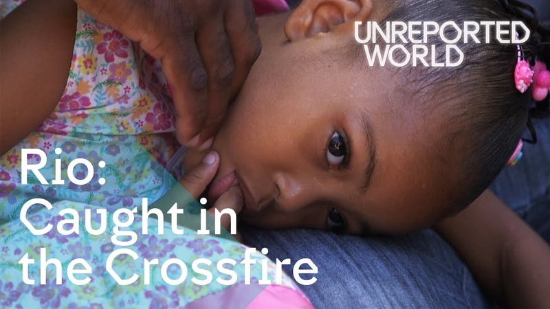 Children caught in gang crossfire in Rio's favelas | Unreported World