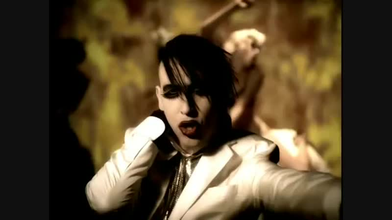 Marilyn Manson Personal Jesus Official Music Video mp4