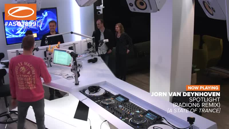 Jorn Van Deynhoven - Spotlight (Radion6 Remix)