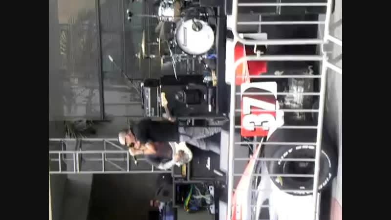 Dave Navarro, Chester Bennington, Camp Freddy, Hollywood
