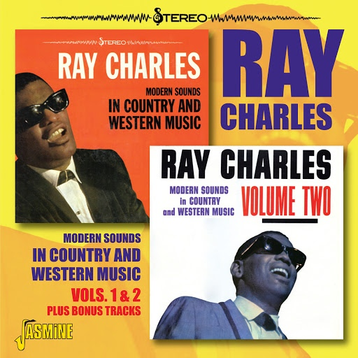 Ray Charles альбом Modern Sounds in Country and Western Music, Parts 1 & 2