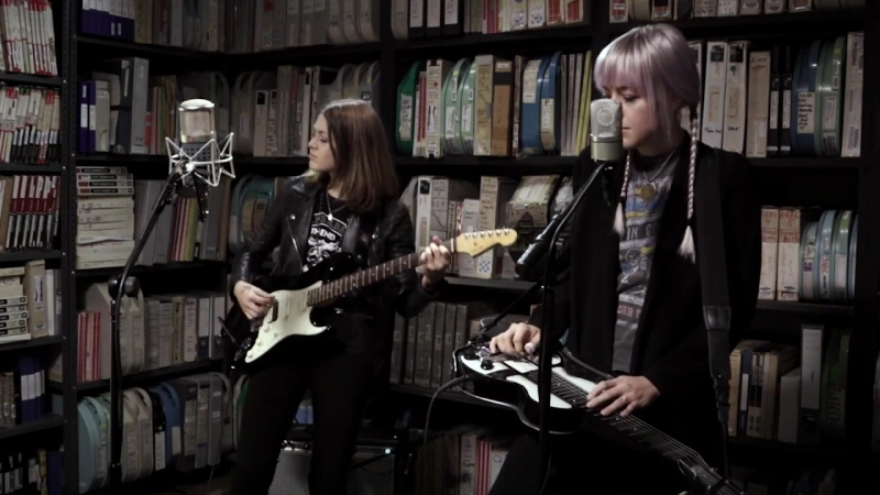 Larkin Poe - Might As Well Be Me (Live in Paste Studios, New York)