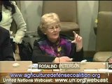 United Nations Openly Discussing Weather Modification, Chemtrails &amp Geoengineering