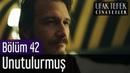 Ufak Tefek Cinayetler 42 Bölüm Özge Fışkın Levent Yüksel Unutulurmuş