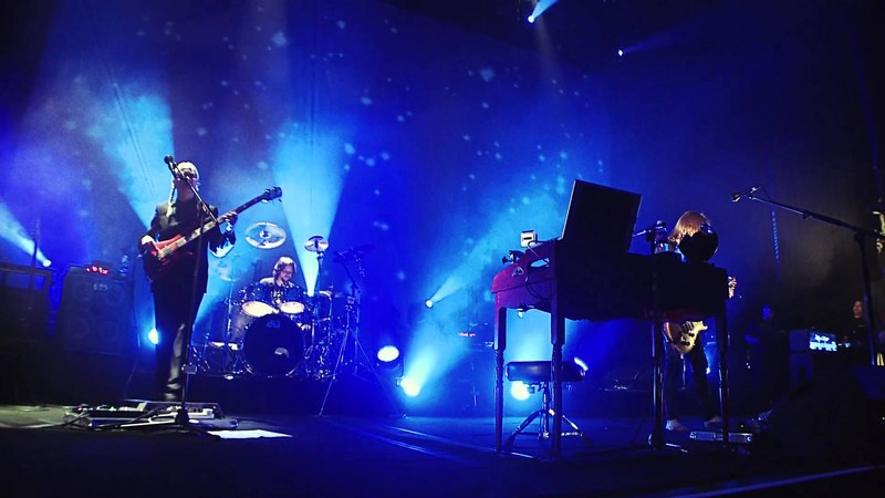 Steven Wilson 'Luminol' Live In Mexico City (HD)