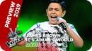 James Brown - It's A Man's Man's Man's World (Davit) | PREVIEW | The Voice Kids 2019 | SAT.1