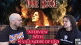 UFO lead guitarist Vinnie Moore shares solo record status, upcoming tour, and Phil Mogg decision