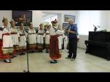 Открытие выставки Виктора Ковалёва