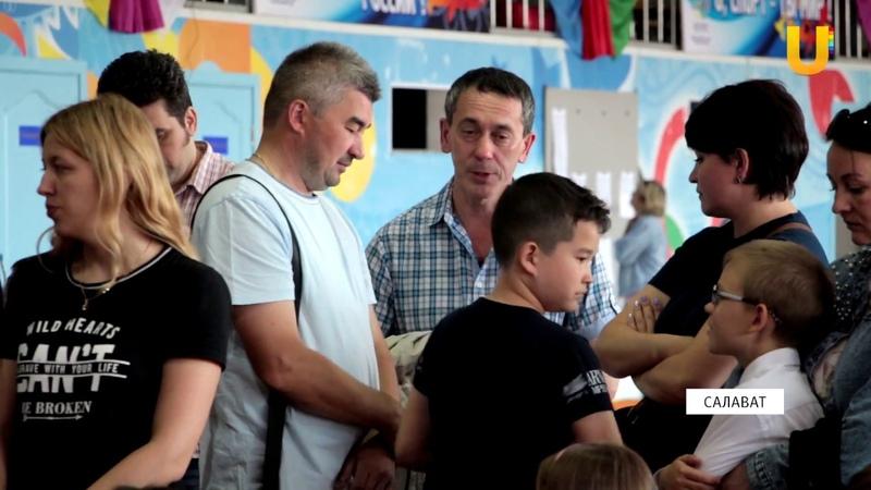 Новости UTV. В Салавате завершилось Первенство РБ по шахматам