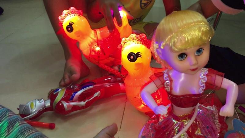 Stin Dâu - Chơi đèn trung thu lồng đèn con gà