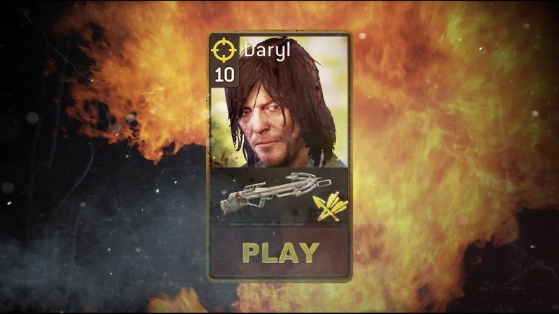 Daryl's Week - The Walking Dead: No Man's Land