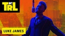 Luke James Performs 'These Arms' Live | TRL