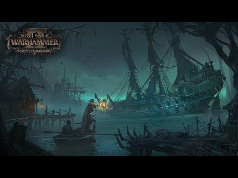[18] Шон играет в Total War Warhammer II Curse of the Vampire Coast СТРИМ 2 (PC, 2017)
