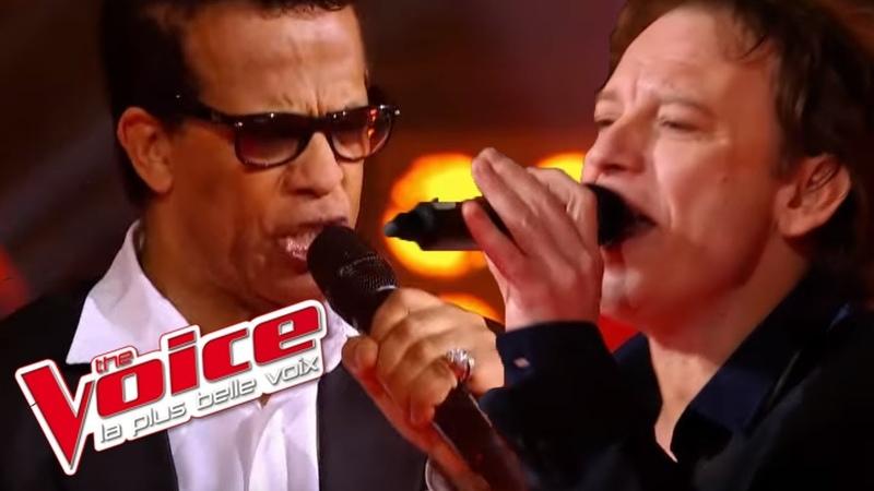 Aretha Franklin - Respect | Vigon VS Christophe Berthier | The Voice France 2012 | Battle