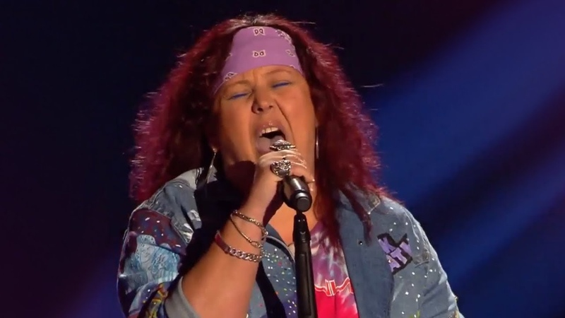 Best Rock Metal Blind Auditions in THE VOICE [Part 3]