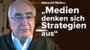 Alternative Medien auf dem Vormarsch 3 Albrecht Müller über Manipulationsmethoden