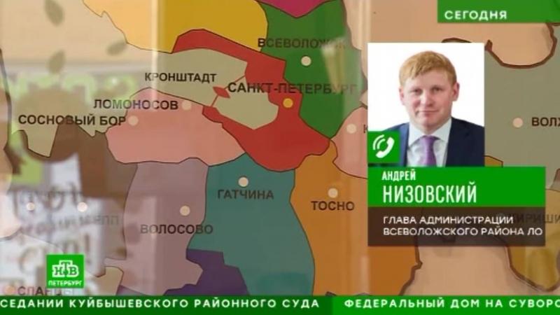 Автовокзал «Северный» в Ленобласти признали самостроем