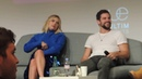 PART 1: Ashley Benson Brant Daugherty Panel in Paris at 'A Millenial Weekend' 13.10.2018