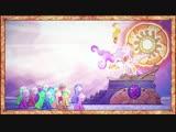 RUS Lullaby for a Princess Animation, My Little Pony принцесса Селестия.