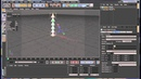Расширенные настройки клонера cloner в Cinema 4d