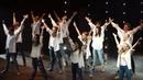 Поклоны и танец Мы из мюзикла 13 07 18 Учебный театр на Моховой