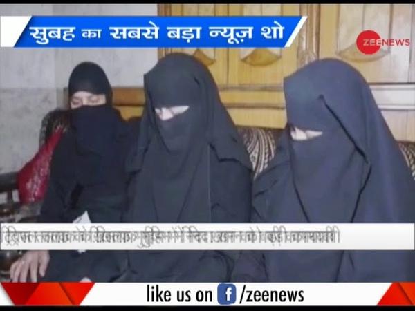 Morning Breaking Bareilly Court declares Nida Khans triple talaq invalid