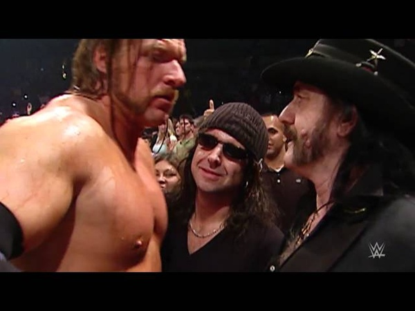 How Motörhead played The Game. WWE Behind the Theme.